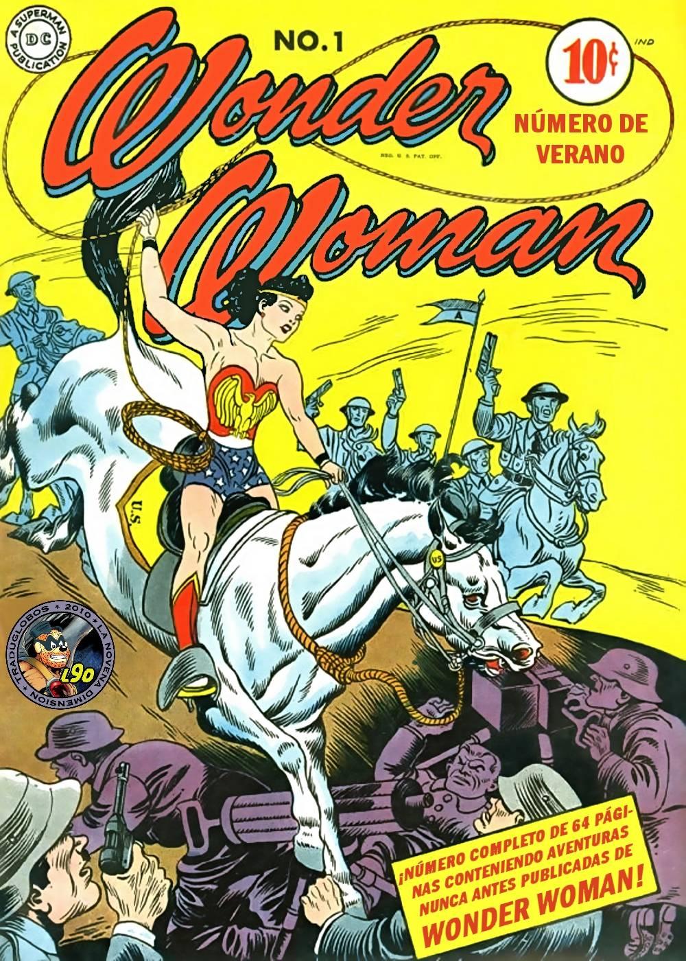 Wonder Woman 001 - 01