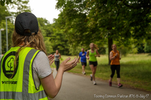Tooting Common parkrun Event #69 20 MAY 17-29