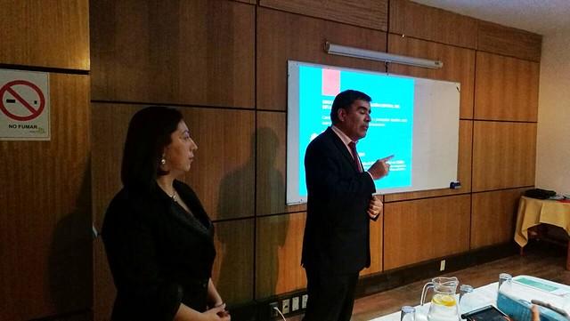 En Arica se desarrolla Seminario sobre Equidad Salarial (30-06-2017)