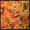 #RedPepper #Pilaf #food #homemade #CucinaDelloZio -