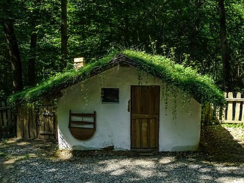 astra museum astramuseum sibiu romania house green roof roma