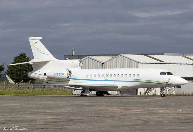 Cigna Corp. Falcon 7X N173CN