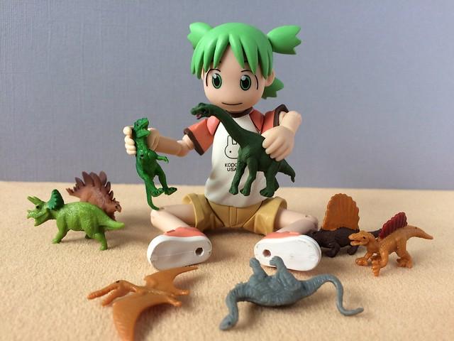 Yotsuba & Dinosaurs