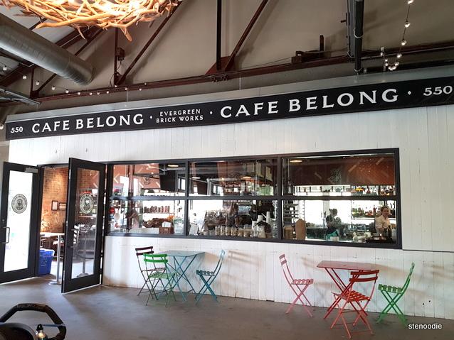 Cafe Belong storefront