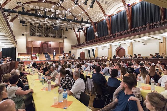 Diplomfeier Feusi Solothurn 2017