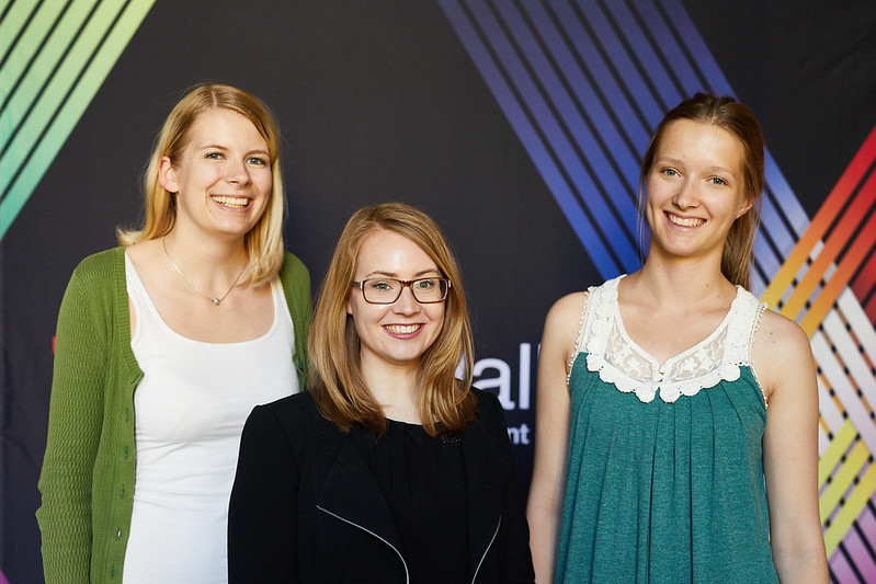 Anttendees of TEDxUniHalle 2017