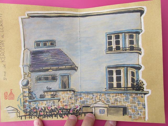 Lorient quartier des années 30