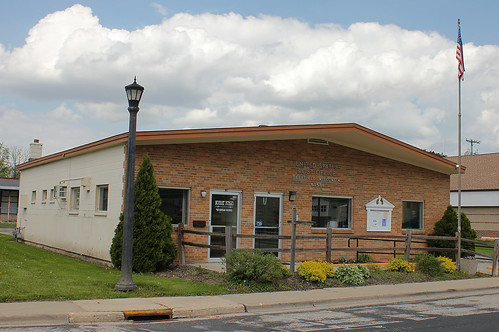 Post Office - Deerfield, WI