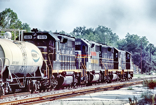 SCL 1619 Sumter SC September 1980