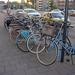 Vélos de Rotterdam, Hollande - 2367