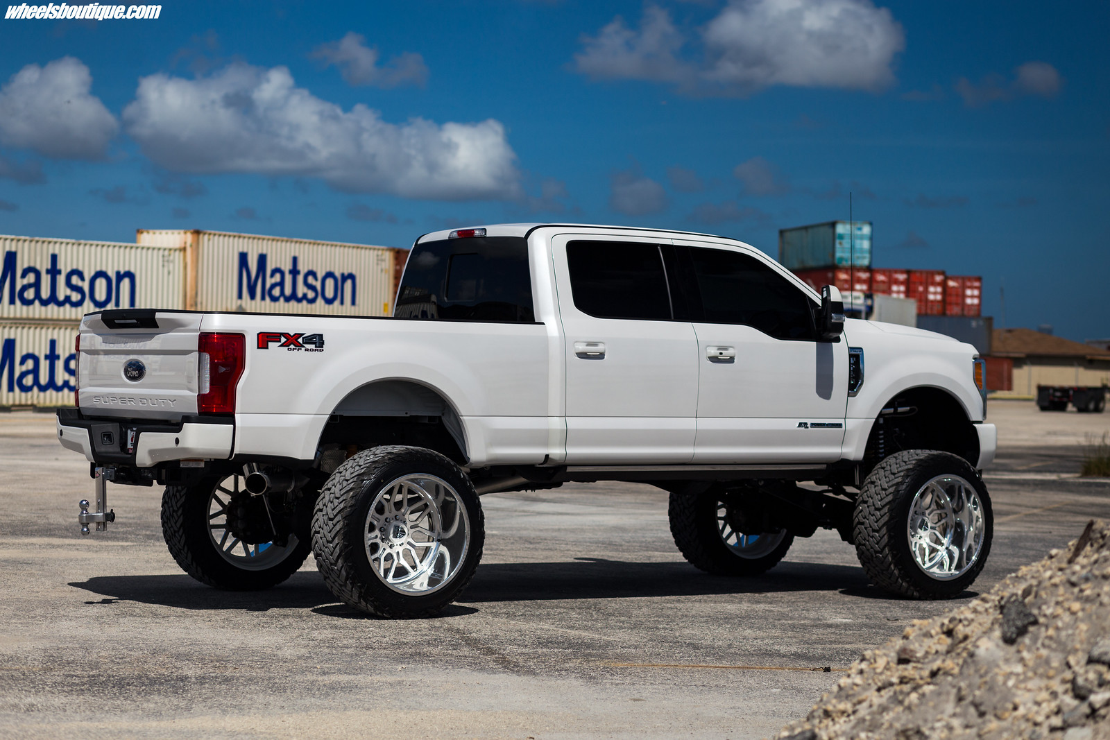 Ford Dealer Miami >> Miami Cowboy – Lifted Ford F250 Platinum by Wheels