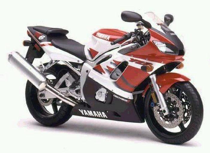 Yamaha YZF-R6 600 2002 - 5