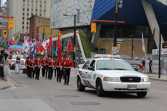 Canada Day Parade 2017