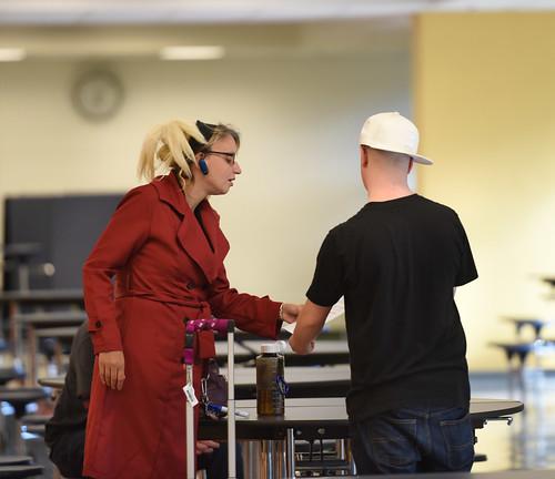 Recovery Coach Interviews at Malden High School