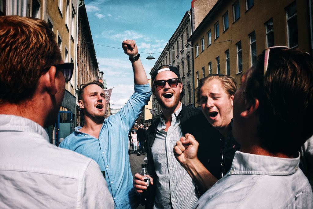 Hela Dagen Lång Street Party Gothenburg 2017