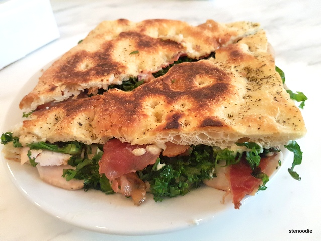 """The Honeymoon"" Sandwich"
