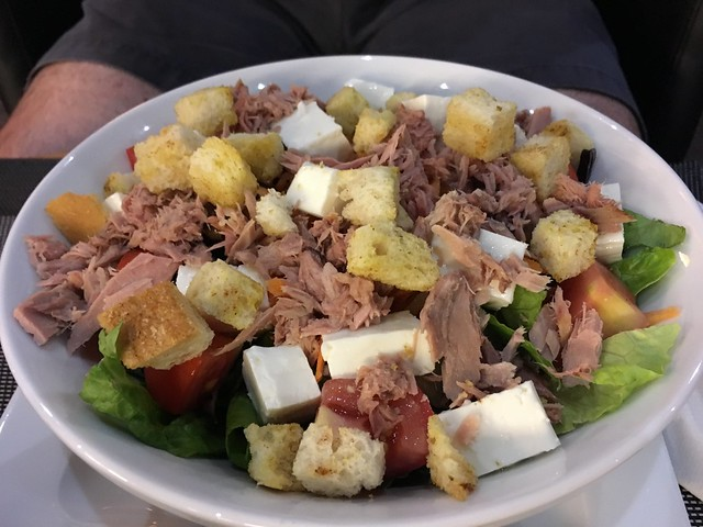 Mediterranean salad - AC Hotel Genova