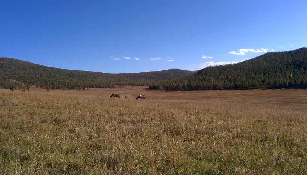 Reaching Tsetserleg, Mongolia