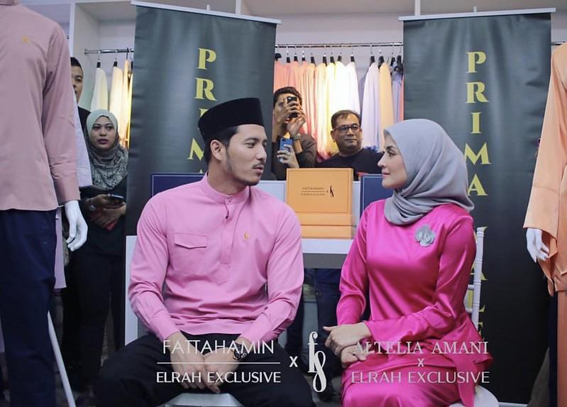 Membeli Belah Bersama Fattah Amin &Amp; Fazura Di Primavalet
