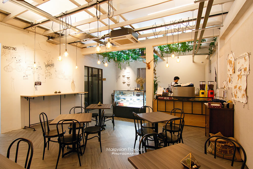 Black Ink No.6 Cafe