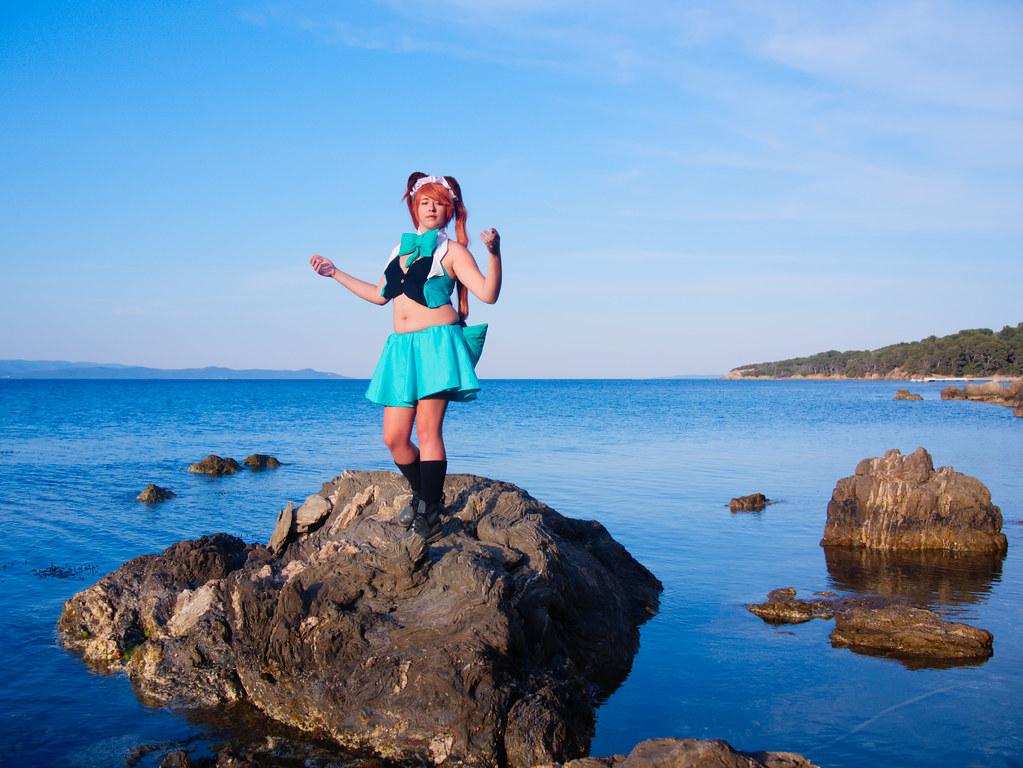 related image - Shooting Lulu - Yuri Kuma Arashi - La Badine - Presqu'île de Giens -2017-05-30- P2090410
