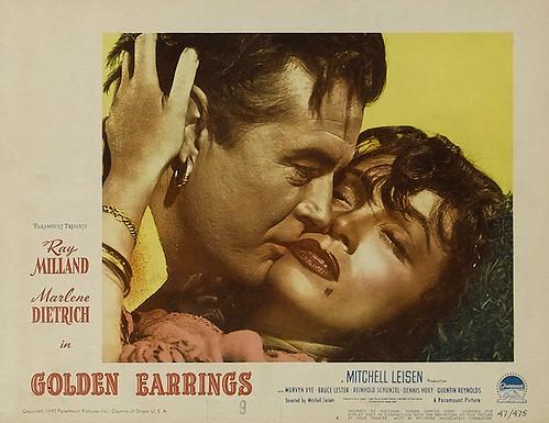 Golden Earrings - lobbycard 4