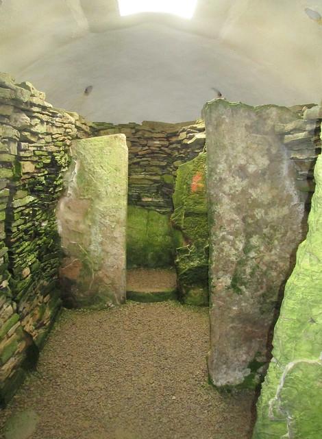 Unstan's tomb