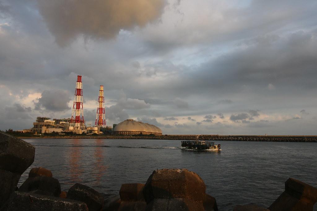 茄萣興達火力發電廠 (3)