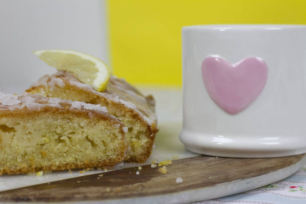Double Gin Drizzle Cake