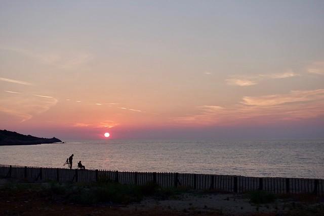 Sunset, Sony DSC-RX100M5, Sony 24-70mm F1.8-2.8