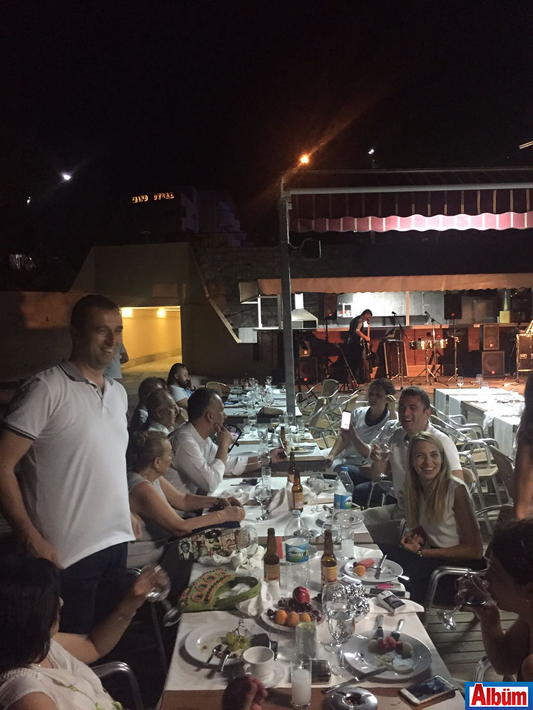 SKAL üyeleri plaj partisinde eğlendi5