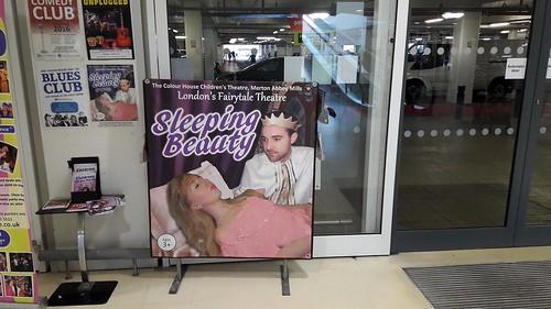 Sleeping Beauty Awakes