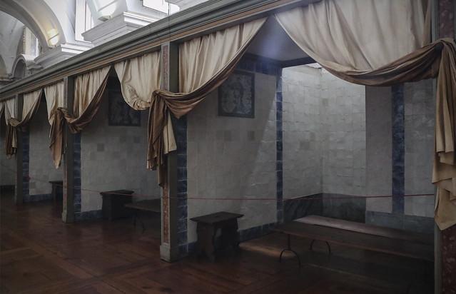 Convent hospital - Palácio Nacional de Mafra