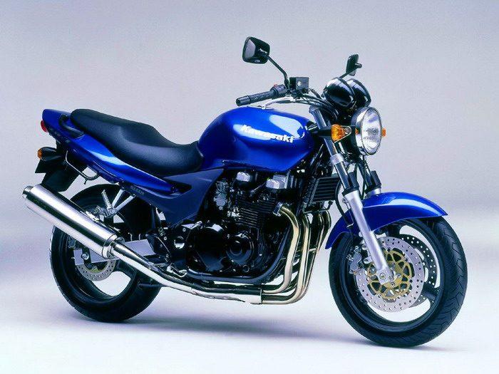 Kawasaki ZR-7S ZR-7S *rahoitus jopa ilman käsirahaa* 750 cm³ 2004 - Lahti - Moottoripyörä