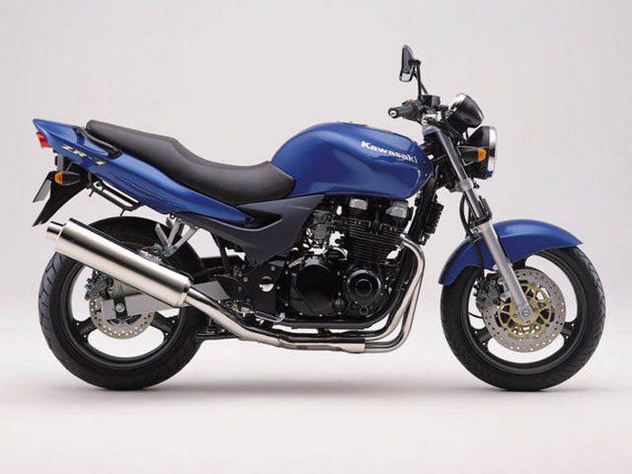 Kawasaki 750 ZR-7 N 2004 - 4