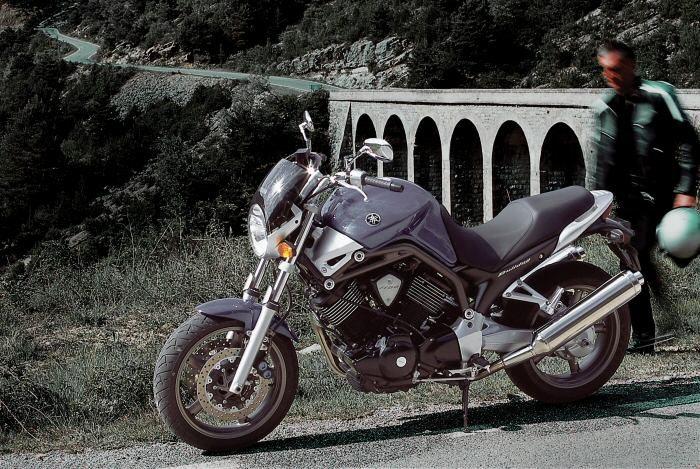 Yamaha BT 1100 BULLDOG 2002 - 1