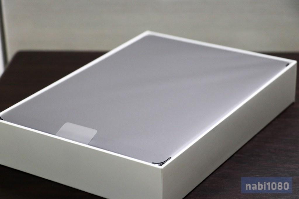 10.5インチ iPad Pro 開封10
