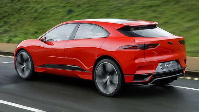 Jaguar I-Pace Concept 10