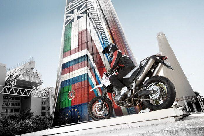Yamaha XT 660 X 2014 - 10