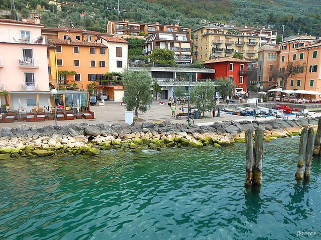 Brenzone, Lakefront - Lake Garda