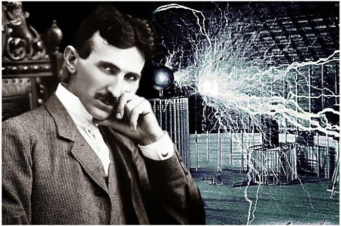 Nhà khoa học Nikola Tesla