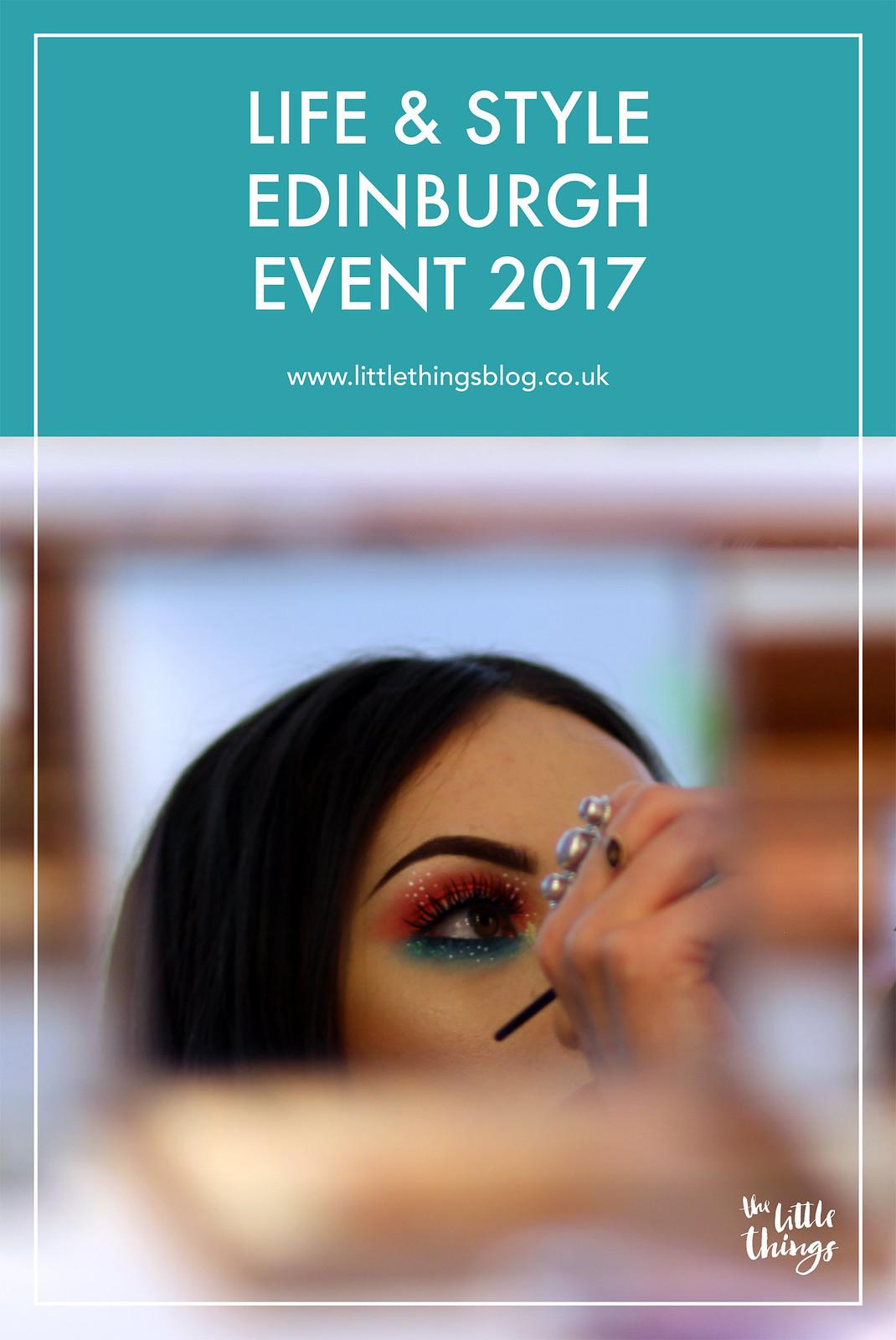 Life & Style Edinburgh event