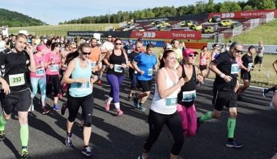 OLYMPIJSKÝ BĚH MOST  21.6.2017 4 km