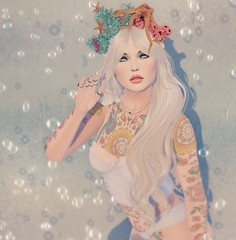 lady of the ocean..