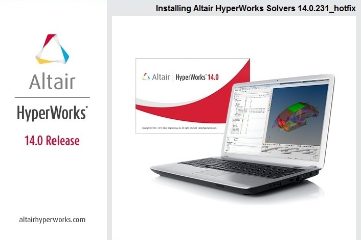 download Altair HWSolvers 14.0.231 HotFix Win/Linux x64 full crack