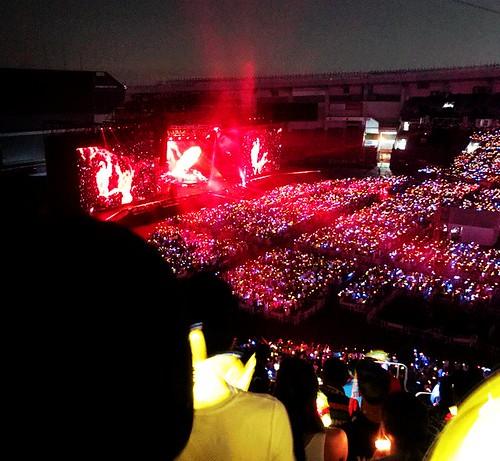 Taeyang WHITE NIGHT in Chiba Day 2 2017-07-09 (6)