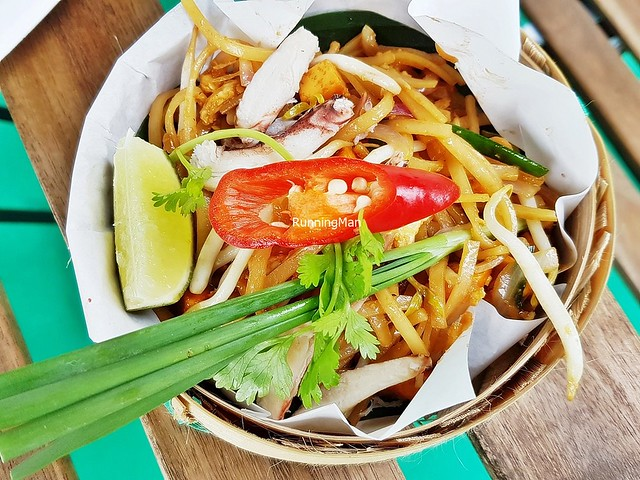 Pad Thai Crab