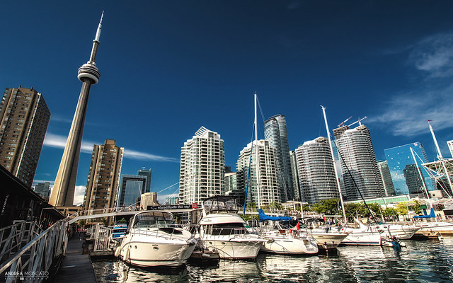 Toronto Harbourfront Centre (Ontario, Canada)