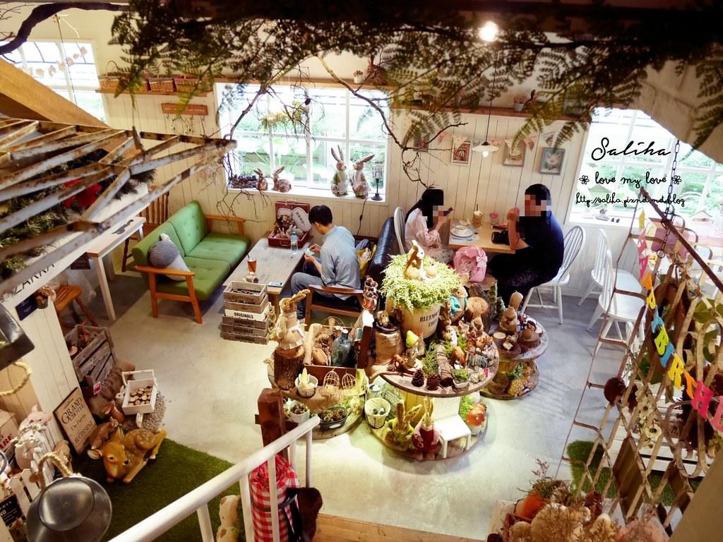台中市西區餐廳下午茶推薦PUGU 田園雜貨 (14)