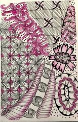 Zentangle - #31